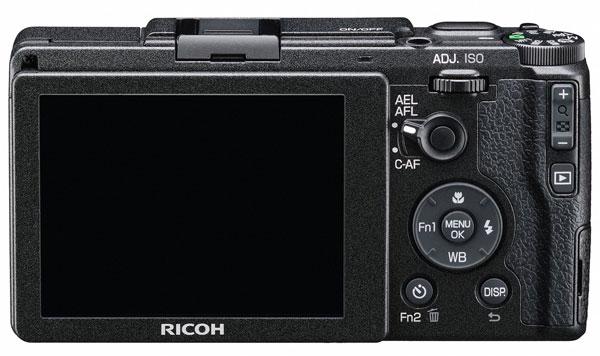 Продажи камеры Ricoh GR II начнутся в июле по цене $799