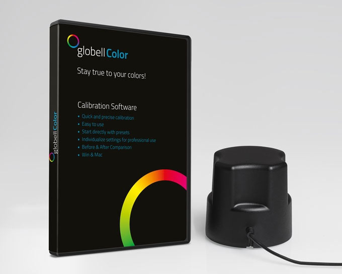На сайте Kickstarter недавно стартовал сбор средств на серийный выпуск изделия под названием globellColor