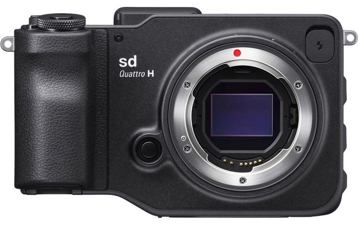 Камера Sigma sd Quattro H рассчитана на объективы с креплением Sigma SA