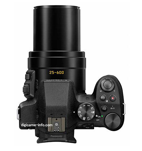 Изображения и основные спецификации камеры Panasonic DMC-FZ300 появились накануне анонса