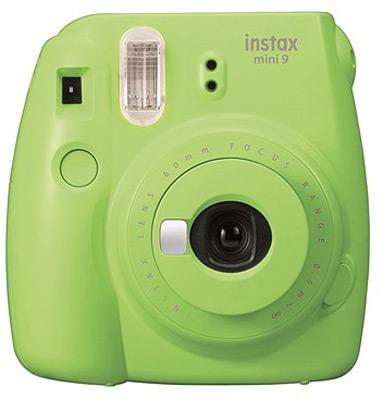 Стоит камера Fujifilm instax mini 9 $70