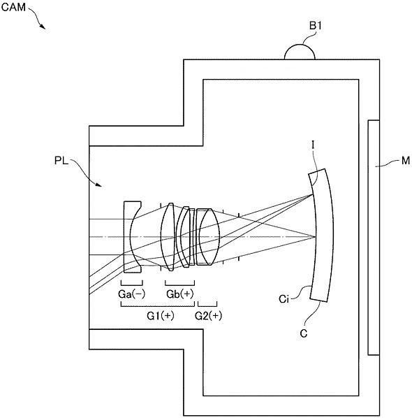 Максимальная диафрагма объектива с фокусным расстоянием 35 мм равна F/2,0