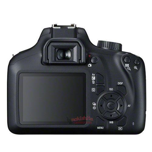 В камере Canon EOS 4000D установлен датчик формата APS-C разрешением 18 Мп
