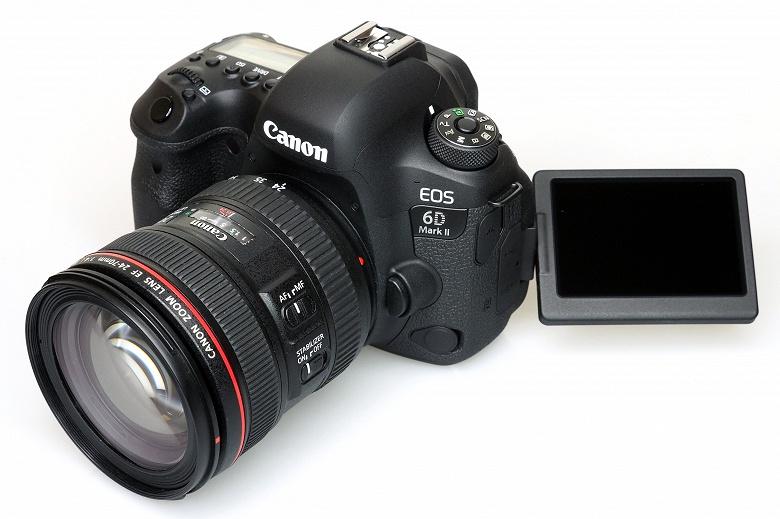 Чтобы исправить ошибку в камере Canon EOS 6D Mark II, производителю понадобился год