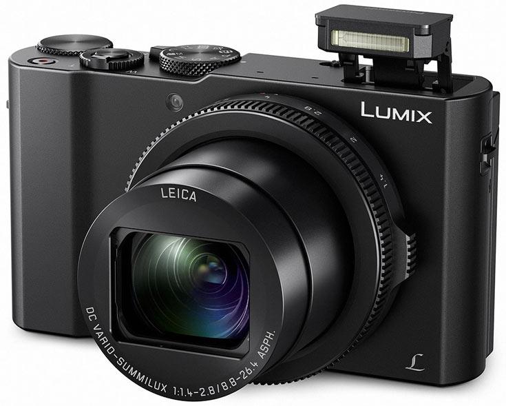 Продажи Panasonic Lumix DMC-LX10 должны начаться в ноябре по цене $700