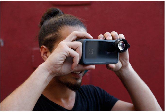 OKO — необычное приспособление для съемки смартфоном