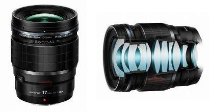 Названы цены и дата анонса объективов Olympus M.Zuiko Digital 17mm F1.2 Pro и 45mm F1.2 Pro