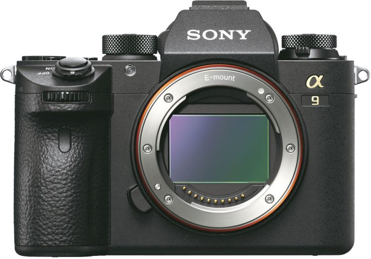 Sony α9 — первая камера с многослойным полнокадровым датчиком