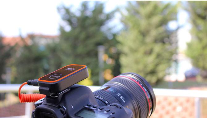 Miops Mobile — универсальный пульт дистанционного управления для камер