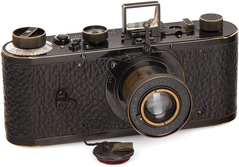 Камеру продали на аукционе WestLicht
