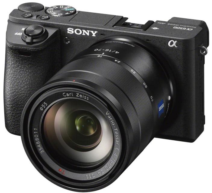 Продажи Sony a6500 в Европе должны начаться в декабре по цене 1700 евро