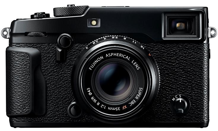 Камера Fujifilm X-Pro2