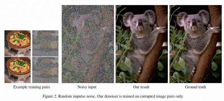 Искусственный интеллект научили очищать фотографии от шума
