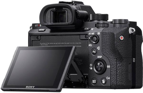 Камера Sony a7R II способна снимать видео 4К