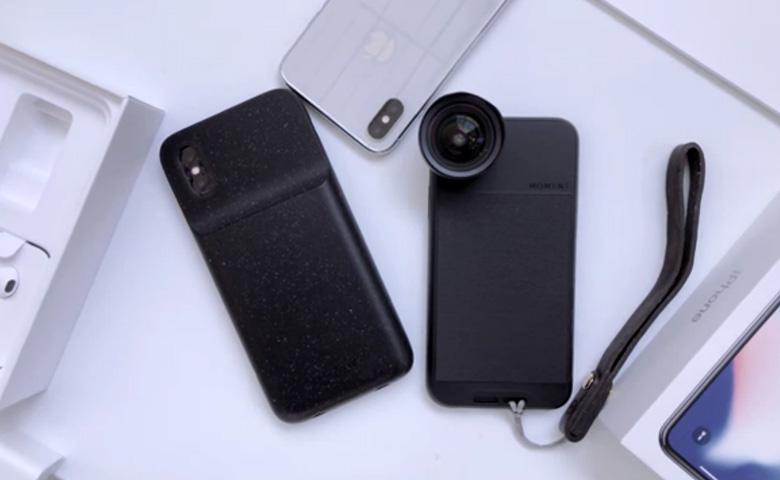 Защитный чехол Photo Case используется для крепления объективов