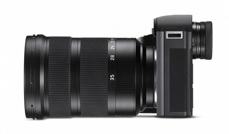 Объектив Super-Vario-Elmar-SL 16–35/3.5–4.5 ASPH предназначен для камер Leica SL