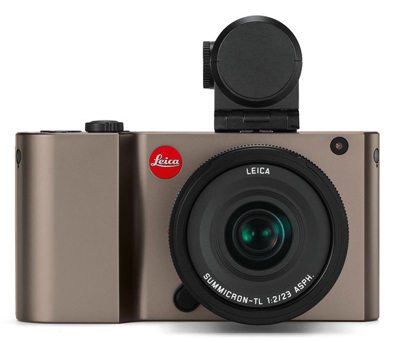 Камеру Leica TL2 «помирили» с видоискателем Visoflex