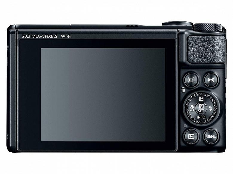 Камера Canon PowerShot SX740 HS оснащена объективом с 40-кратным зумом