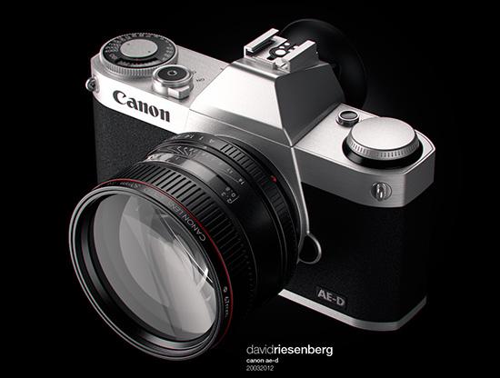 Canon является крупнейшим производителем зеркальных камер