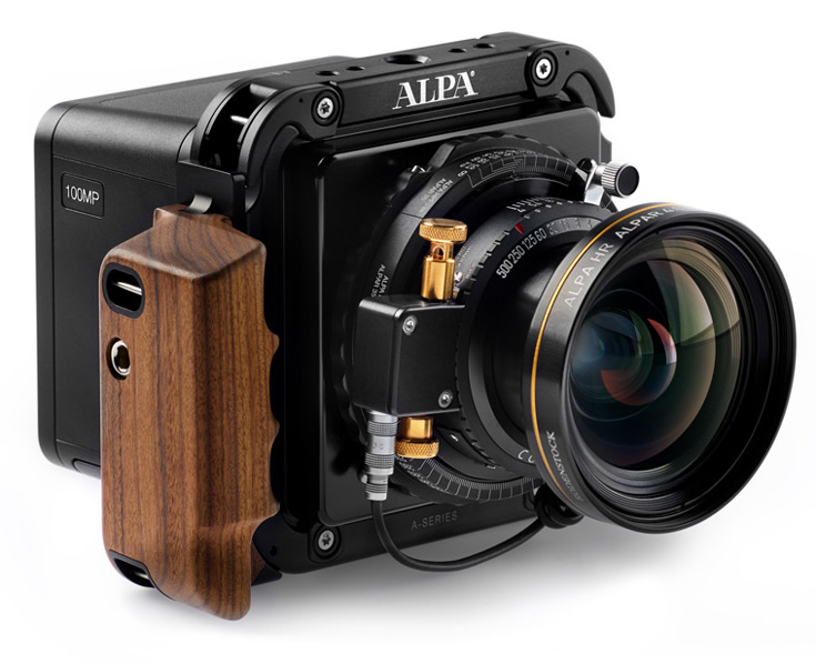 Камера Phase One A IQ3 стоит $43990