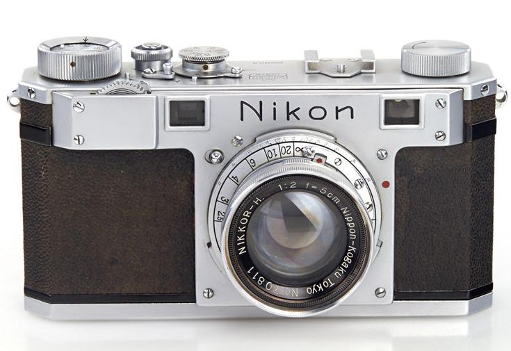 Старейшая уцелевшая камера Nikon продана на аукционе за 384 000 евро