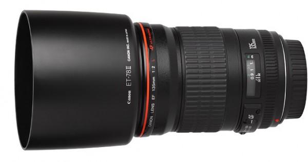 Canon EF 135 f/2 L